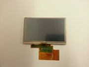 TomTom  ONE XL Regional Assist LCD Screen And Touch Screen Digitizer